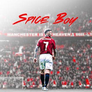 #15 David Beckham, il ragazzo spaziale