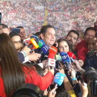 """""""Me queda el desconsuelo que los resultados no nos favorecieron en esta oportunidad"""": Germán Vargas Lleras"""