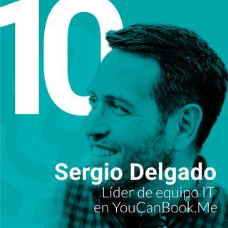 Episodio #10: Cómo trabajar con equipo 100% remoto con Sergio Delgado de YouCanBook.Me