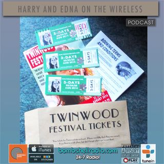Harry & Edna ~ At the Twinwood Festival
