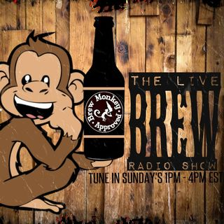 The Live Brew Radio Show Episode 2 1/24/16