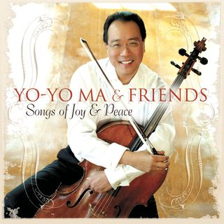Yo-Yo Ma - Songs of joy and peace