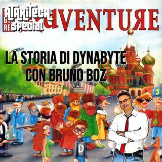 Ep.47 - Missione Videogiochi: La storia di DYNABYTE con Bruno Boz