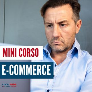 MINI CORSO E-COMMERCE