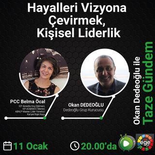 Hayalleri Vizyona Çevirmek, Kişisel Liderlik