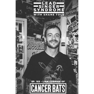 Liam Cormier (Cancer Bats)