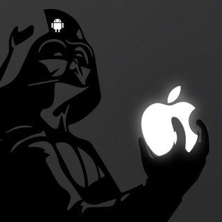 Apple vs. Android ¿Es Apple el Imperio de Star Wars?