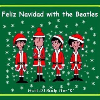 Beatles Feliz Navidad