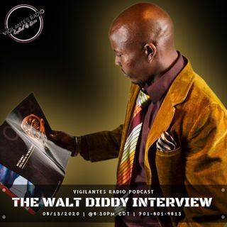 The Walt Diddy Interview.
