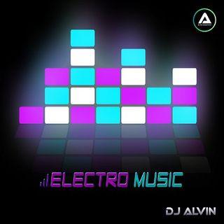 DJ Alvin - Electro Music