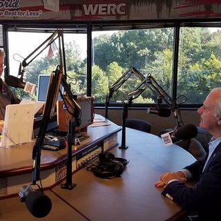 Congressman Bradley Byrne joins JT on Alabama's Morning news.