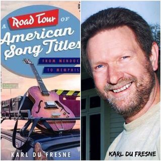 Journalist & Author, Karl du Fresne, Talks Songs & USA