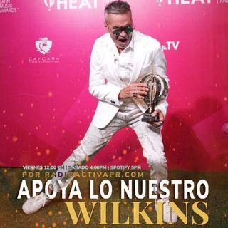 Apoya Lo Nuestro | Wilkins: Su experiencia en Premios Heat