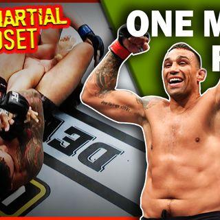 Mixed Martial Mindset: Can Werdum Make ONE MORE RUN
