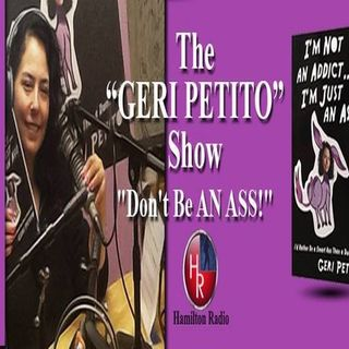 geri petito show- everything is toxic-vincent E scott guest
