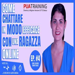 #4 Come Chattare In Modo Efficace Con Una Ragazza Online