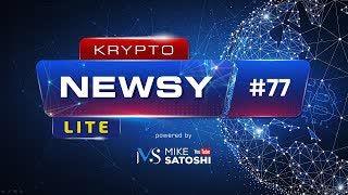 Krypto Newsy Lite #77 | 24.09.2020 | Bitcoin może spaść do $7000 - Tone Vays, Binance Launch Pool rusza z DeFi, WBTC od BitGo na Tron