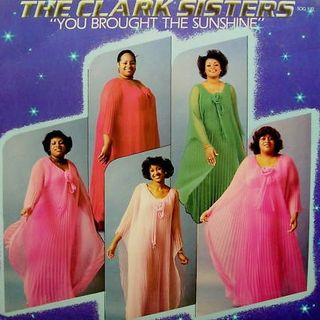 The Clark Sisters Effect!