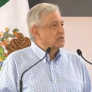 Advierte López Obrador a opositores que se preparen porque no les dará tregua