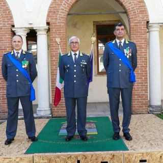 Cambio al comando della Finanza berica: dopo il generale Sciaraffa arriva il colonnello Virgilio