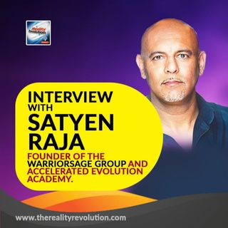 Interview with Satyen Raja - CEO and cofounder of the Warriorsage group