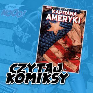 CK01 –Kapitan Ameryka – Śmierć Kapitana Ameryki