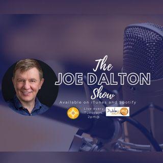Mark Devlin guests on Dublin South FM with Joe Dalton