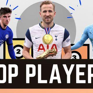 I 5 migliori giocatori della Premier League 2020-2021