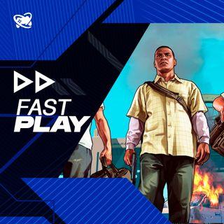Fast Play (09/08): GTA V rodará em 4K e 60 FPS no PS5; Kojima defende mídias físicas e mais