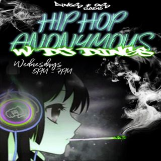 Hip Hop Anonymous Vol.8 Dj Dings Live In Da Mix Spinnin' Everything Hip Hop! (6-13-18)