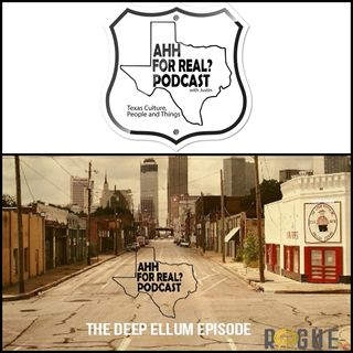 Deep Ellum examined. A run down of history and artist.