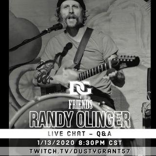 Episode 11 - Randall Conrad Olinger