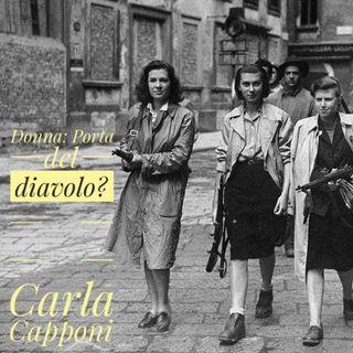 DONNA: PORTA DEL DIAVOLO? - Carla Capponi