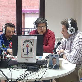 Programa PP Mayorga 2019, entrevista a Alberto Magdaleno