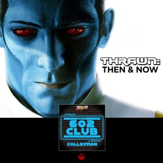 Thrawn: Then and Now