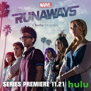 TV Party Tonight: Runaways Season 1 Review (Hulu, 2017)
