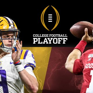 College Ball Show: LSU/Oklahoma, Ohio State/Clemson Predictions & Bowl Game Banter!