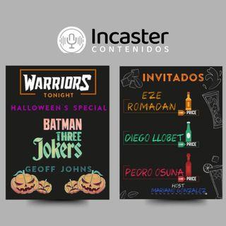 Especial Halloween Three Jokers