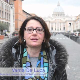 La Vita si fa Storia, Intervista a Vania De Luca
