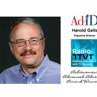 Radio ITVT: Award Series -  Harold Geller, Executive Director, Ad-iD