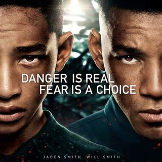 Double Dare: After Earth (2013)
