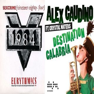 Eurythmics vs Alex Gaudino - Destination Sex Crime