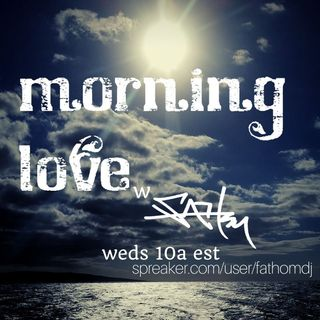 #MorningLove Music Is Medicine