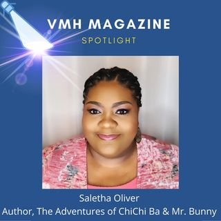 Saletha Oliver Inspired by Poet Langston Hughes - New Children's Book Series (The Adventures of ChiChi Ba & Mr. Bunny)
