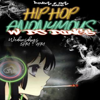 Hip Hop Anonymous Vol.7 Dj Dings Live In Da Mix Spinnin' Everything Hip Hop! (5-30-18)