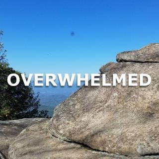 Overwhelmed - Morning Manna #2703