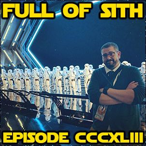 Episode CCCXLIII - Spoiler-Free Disney World and More Mandalorian