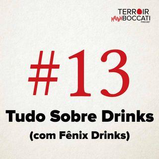 TBP #13 O Que Você Não Sabe Sobre Drinks - Fênix Drinks