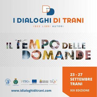 "Massimo Bray ""I Dialoghi di Trani"""