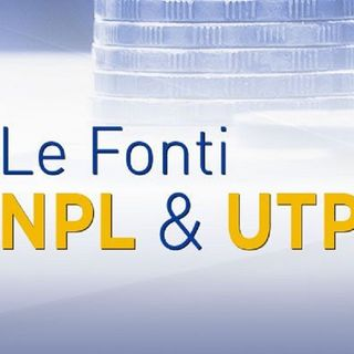 Save The Date Le Fonti Forum NPL e  UTP 31 marzo 2021